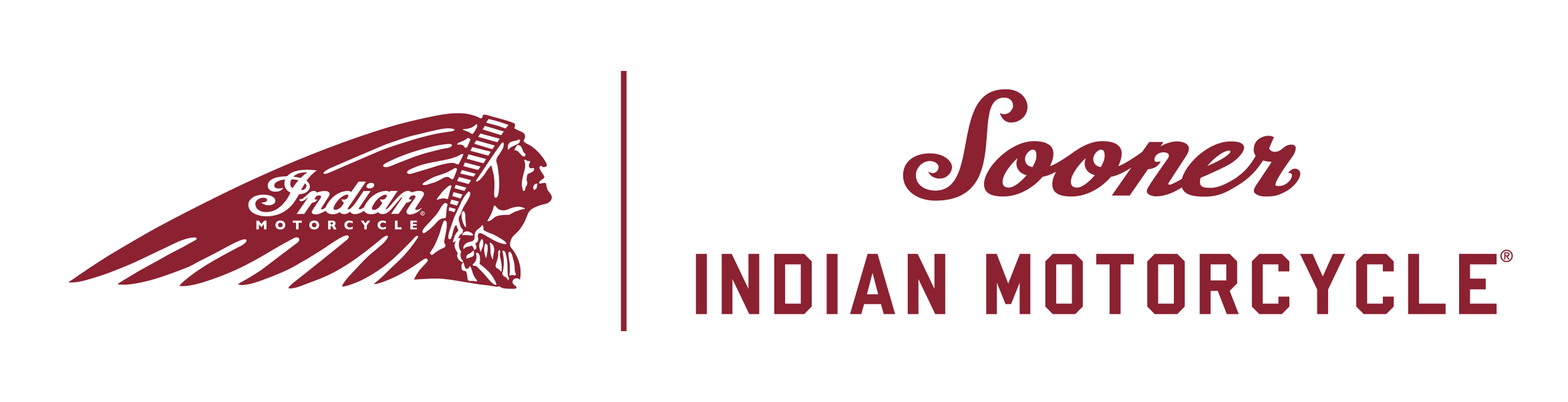 Sooner Indian Motorcycle Headress Logo